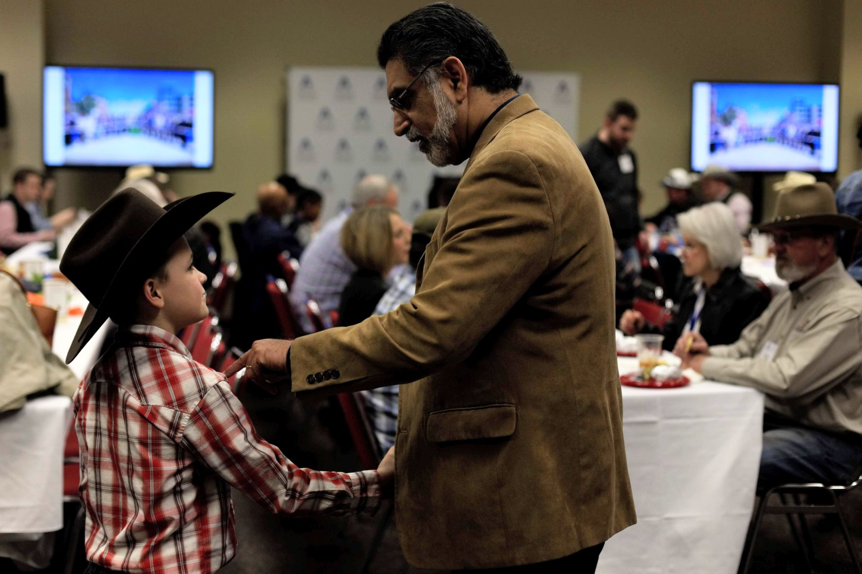 UTA Day at the Fort Worth Stock Show and Rodeo welcomes alumni, students