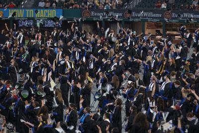 UTA hosts first in-person commencement ceremonies since 2019