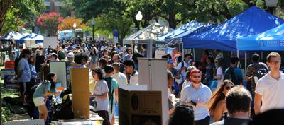 Maverick Cookout and Activity Fair Day to showcase student organizations, live music, food