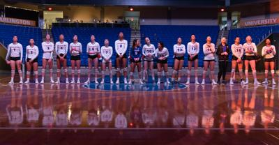 UTA volleyball postpones season-opening matches after players test positive for COVID-19