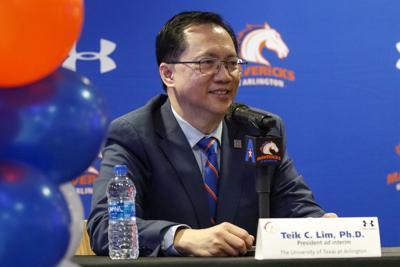 UTA community appreciates Teik Lim as interim president, say permanent president is needed