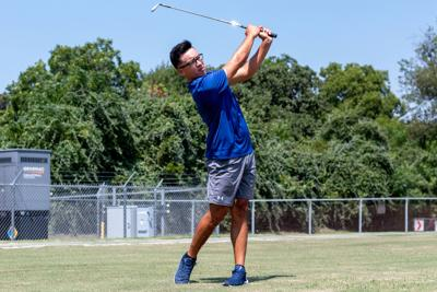 Men's golf places 11th in season opener at All-American Intercollegiate