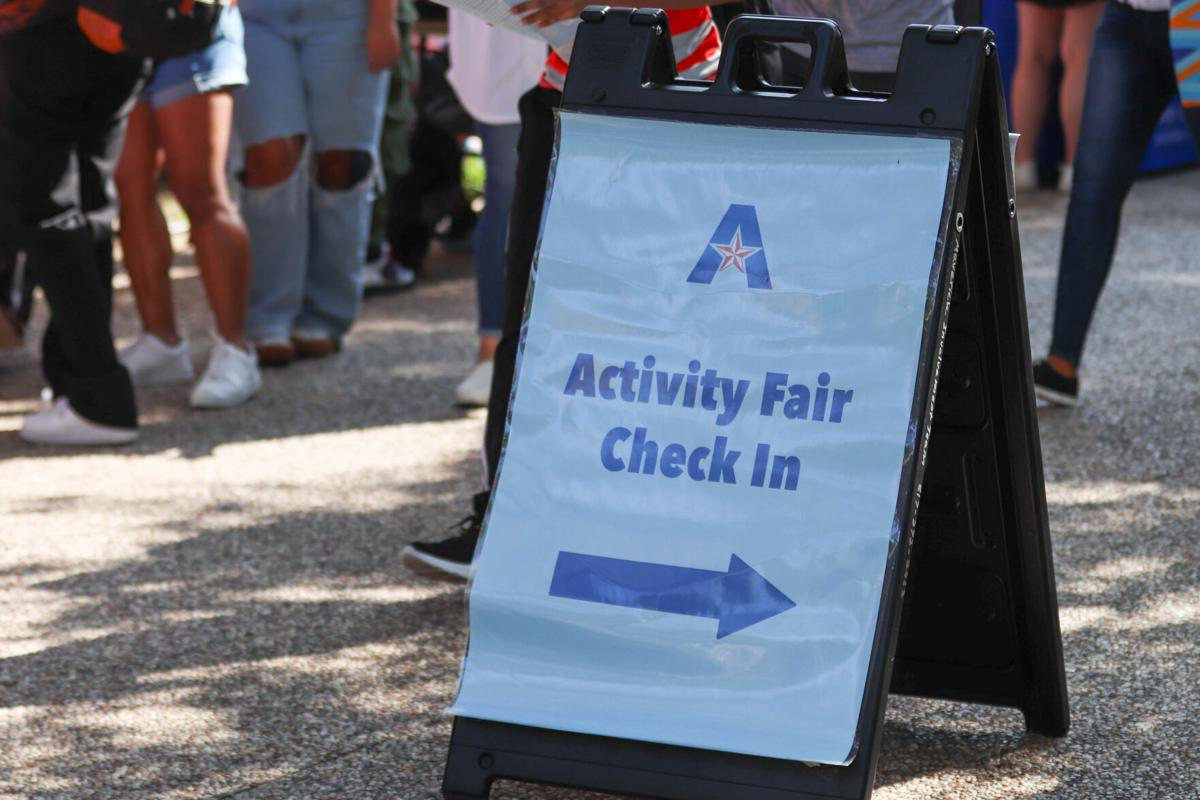 Photos: UTA Activity Fair Day celebrates 40th anniversary, connects students with resources