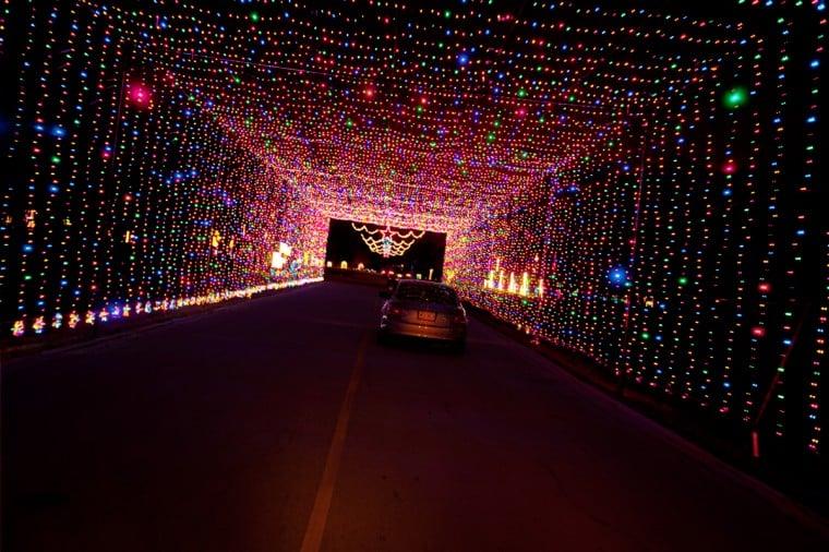 Christmas Lights Grand Prairie