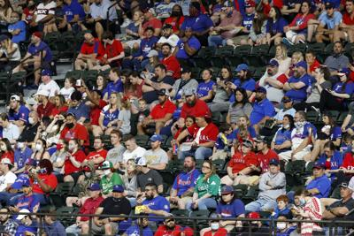 Texas Rangers take home-opening series against Blue Jays with back-to-back wins