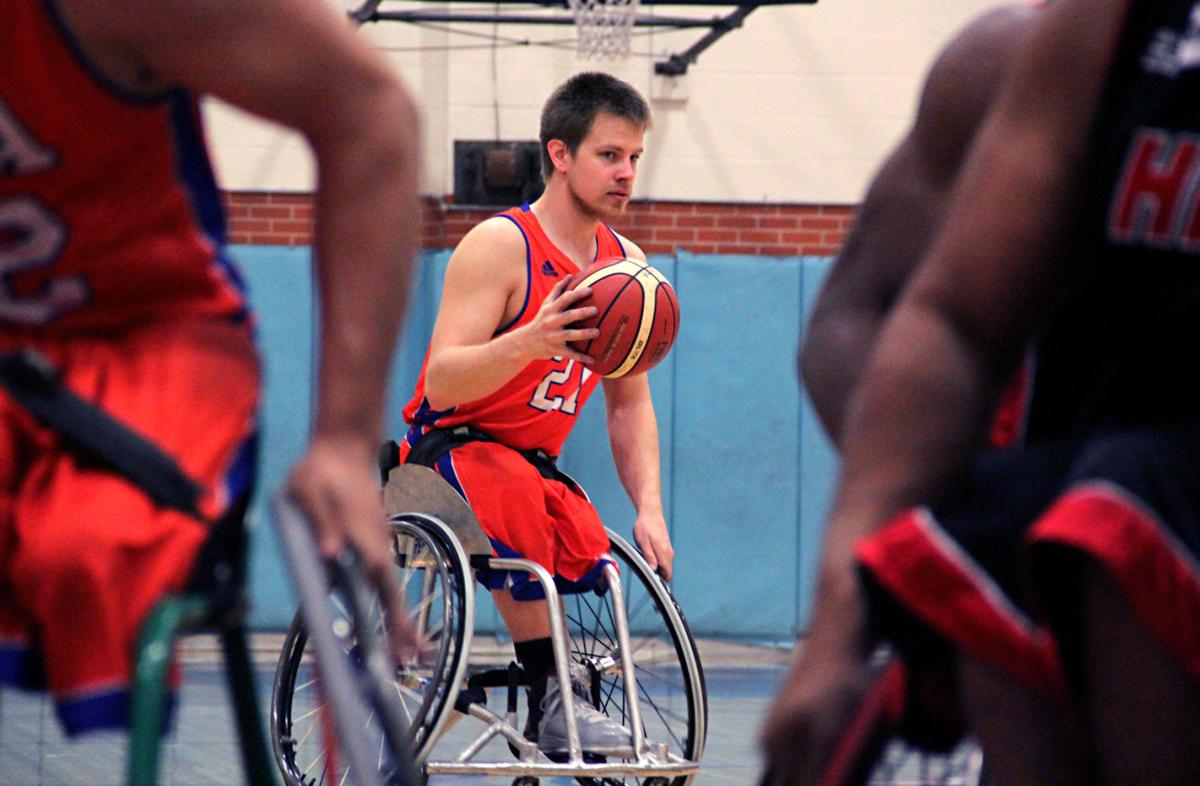 UTA hosts wheelchair basketball tournament