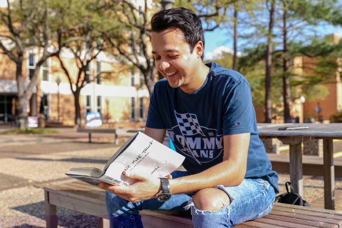Faces of UTA: students talk influences, goals