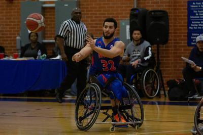 Photos: Movin' Mavs crush San Diego Wolfpack during 2020 Dallas Wheelchair Mavericks Invitational