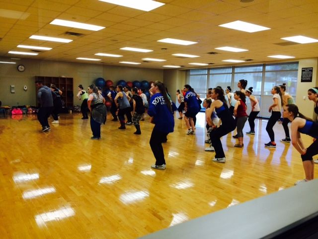 Dance!Texas to teach master classes in MAC for Valentine's weekend