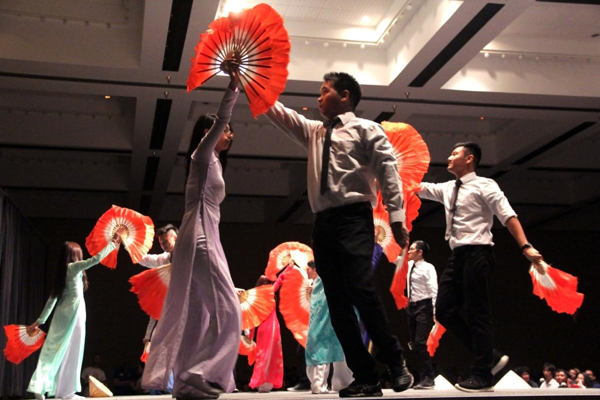 One Night in Asia brings culture to UC
