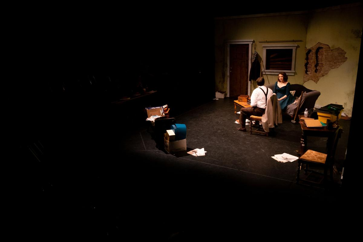 A peek behind the curtain of Monster Lagoon, the play that UTA is premiering Thursday (copy)