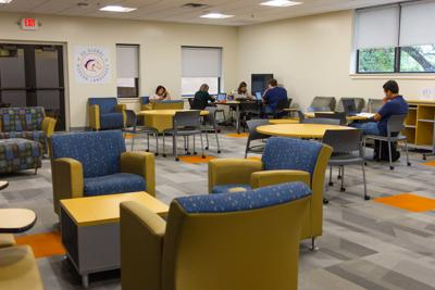 Department of Modern Languages converts Global Language Collaboration Space into tutoring center