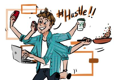 The grind: How to avoid the pitfalls of hustle culture
