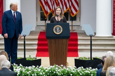 Senate confirms Amy Coney Barrett 52-48 as next Supreme Court Justice