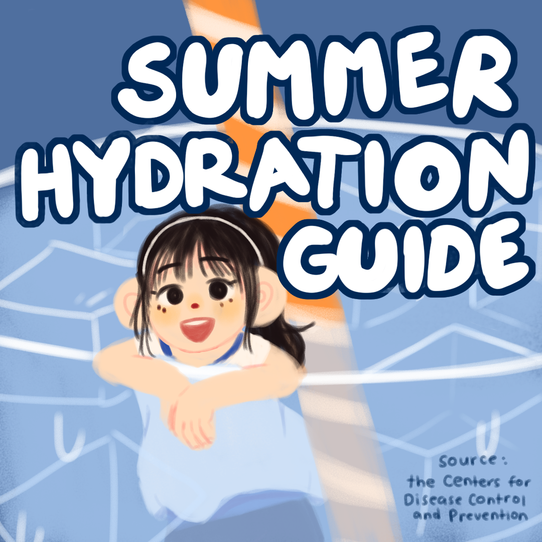 A summer hydration guide: What to know about staying hydrated during the summer heat