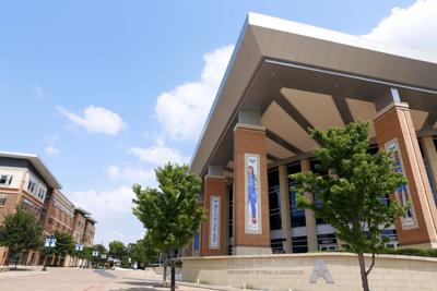 College Park Center: The heart of UTA