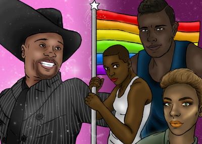 Fighting the stigmas surrounding the black LGBTQ community