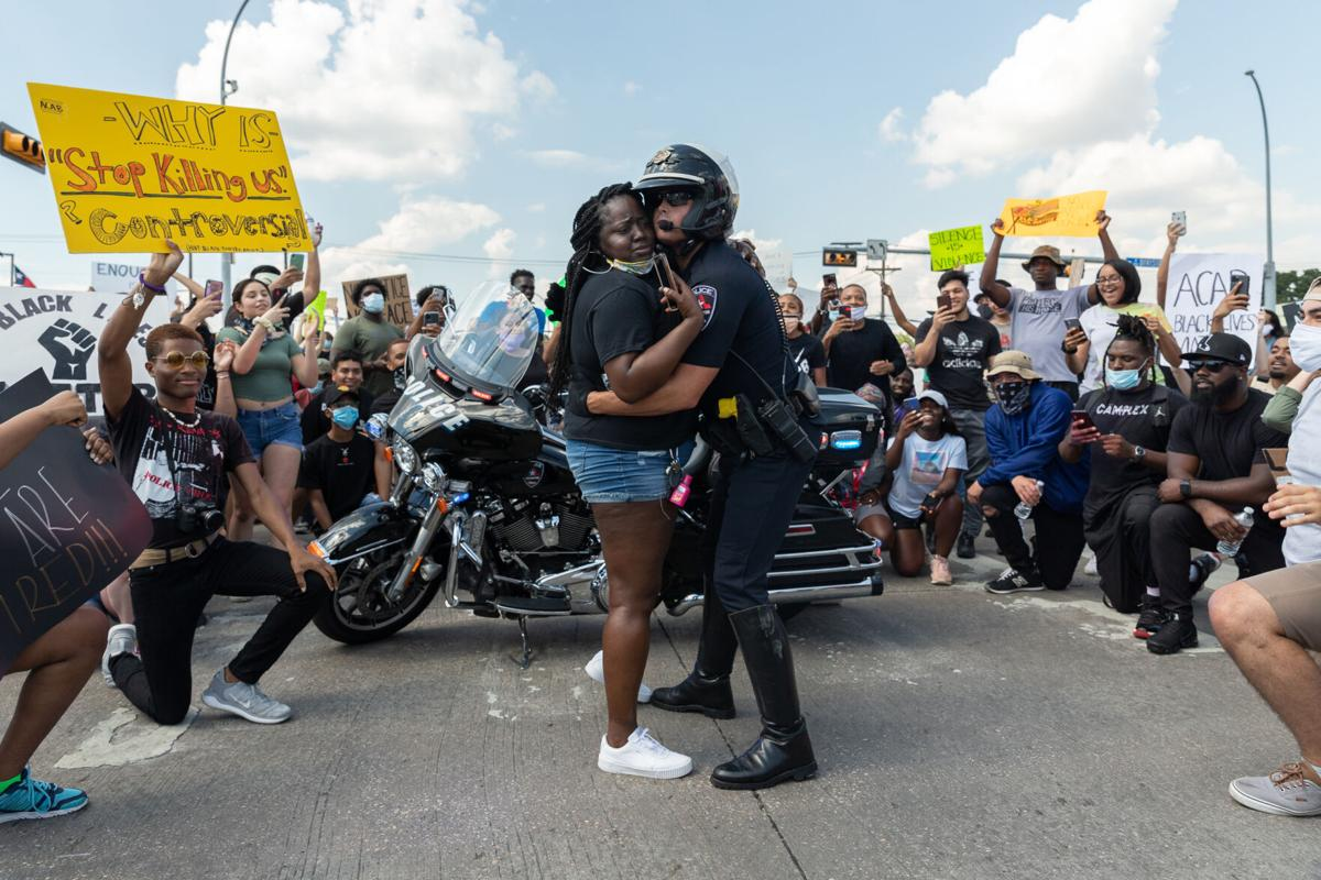 Faces of Arlington: the protesters rallying against police brutality following George Floyd's death