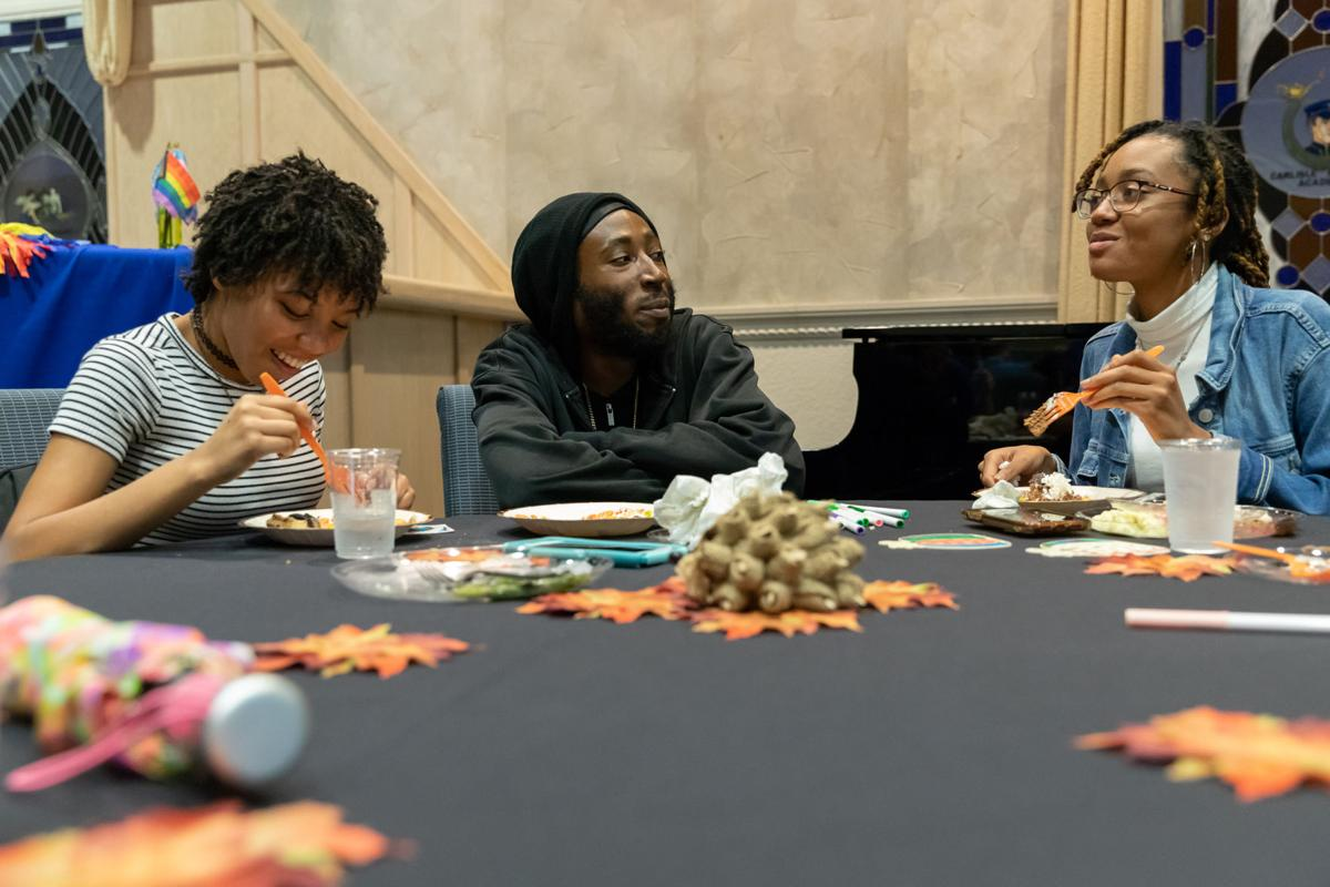 Queersgiving provides safe space for LGBTQ students, allies to feel at home for Thanksgiving