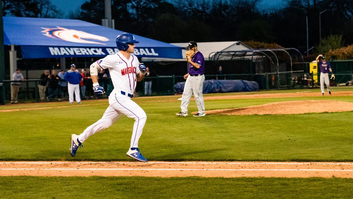 UTA baseball snaps four-game win streak with loss against Abilene Christian University