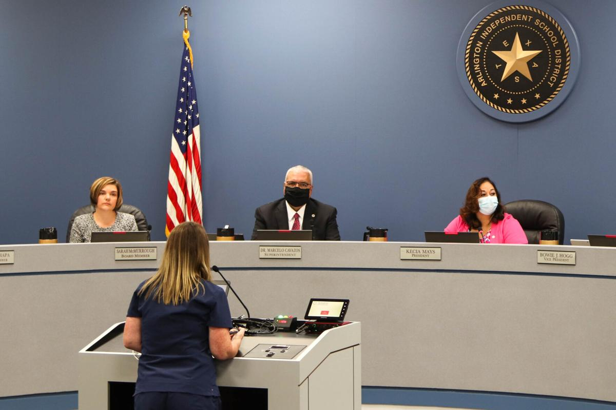 Mask mandate debates in Arlington continue to divide parents, community