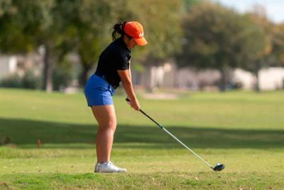 Women's golf team closes season with seventh-place finish at Sun Belt Championships (copy)