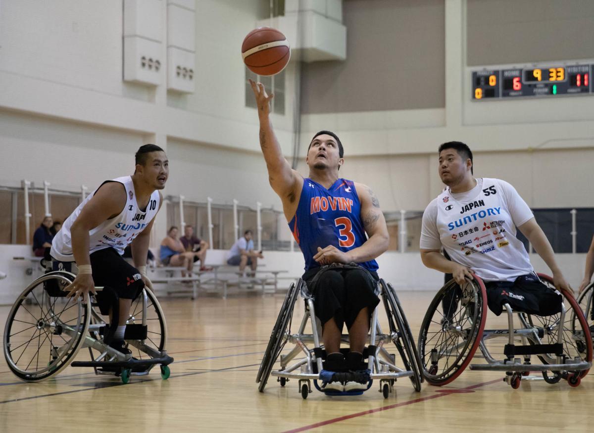 Wheelchair basketball showdown bridges relationship between national league and UTA