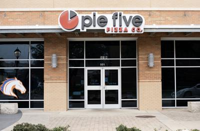 Pie Five closes in the College Park District