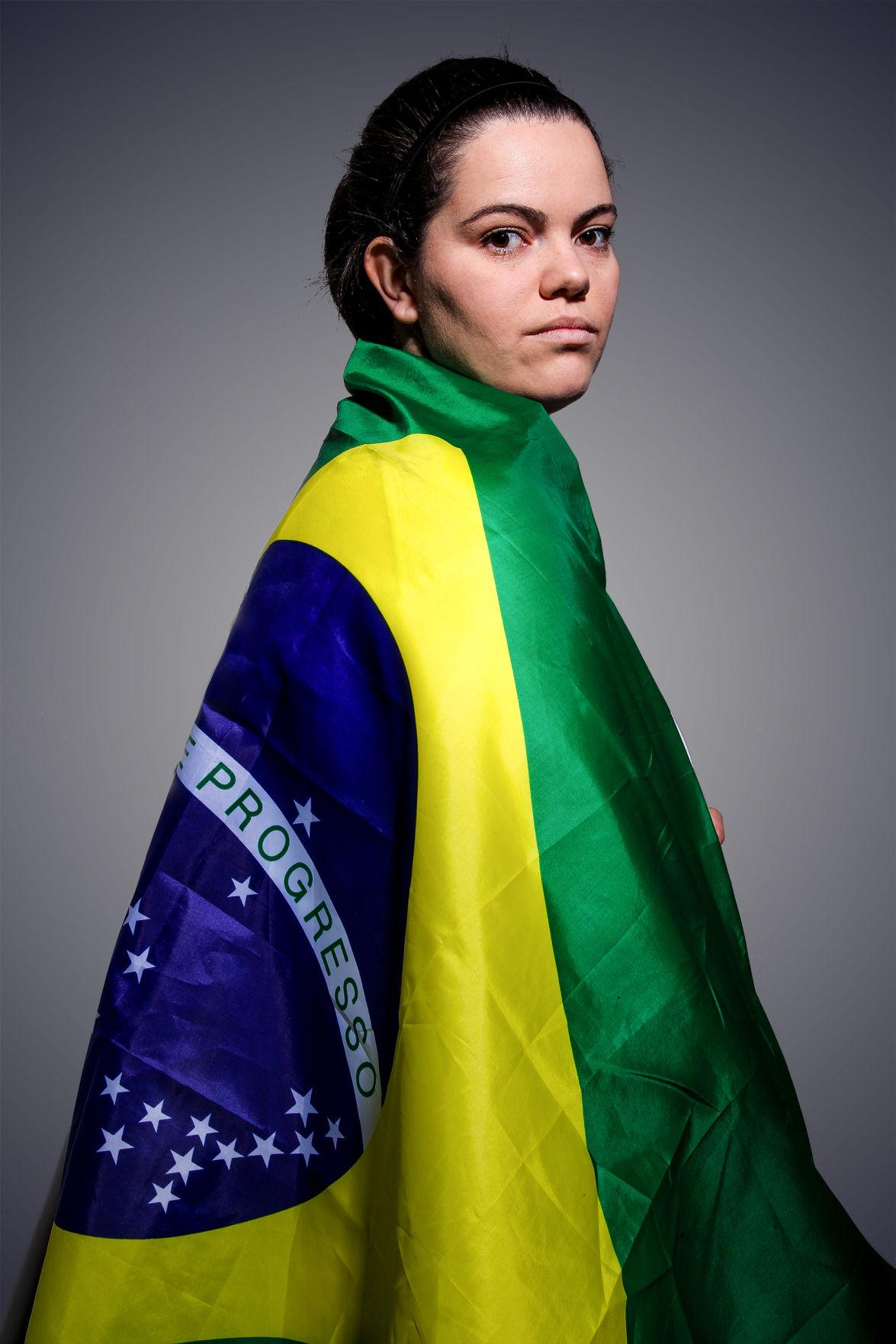 Brazilian-born baller stays true to roots