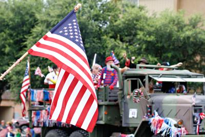 Construction to route Arlington Independence Day Parade through campus