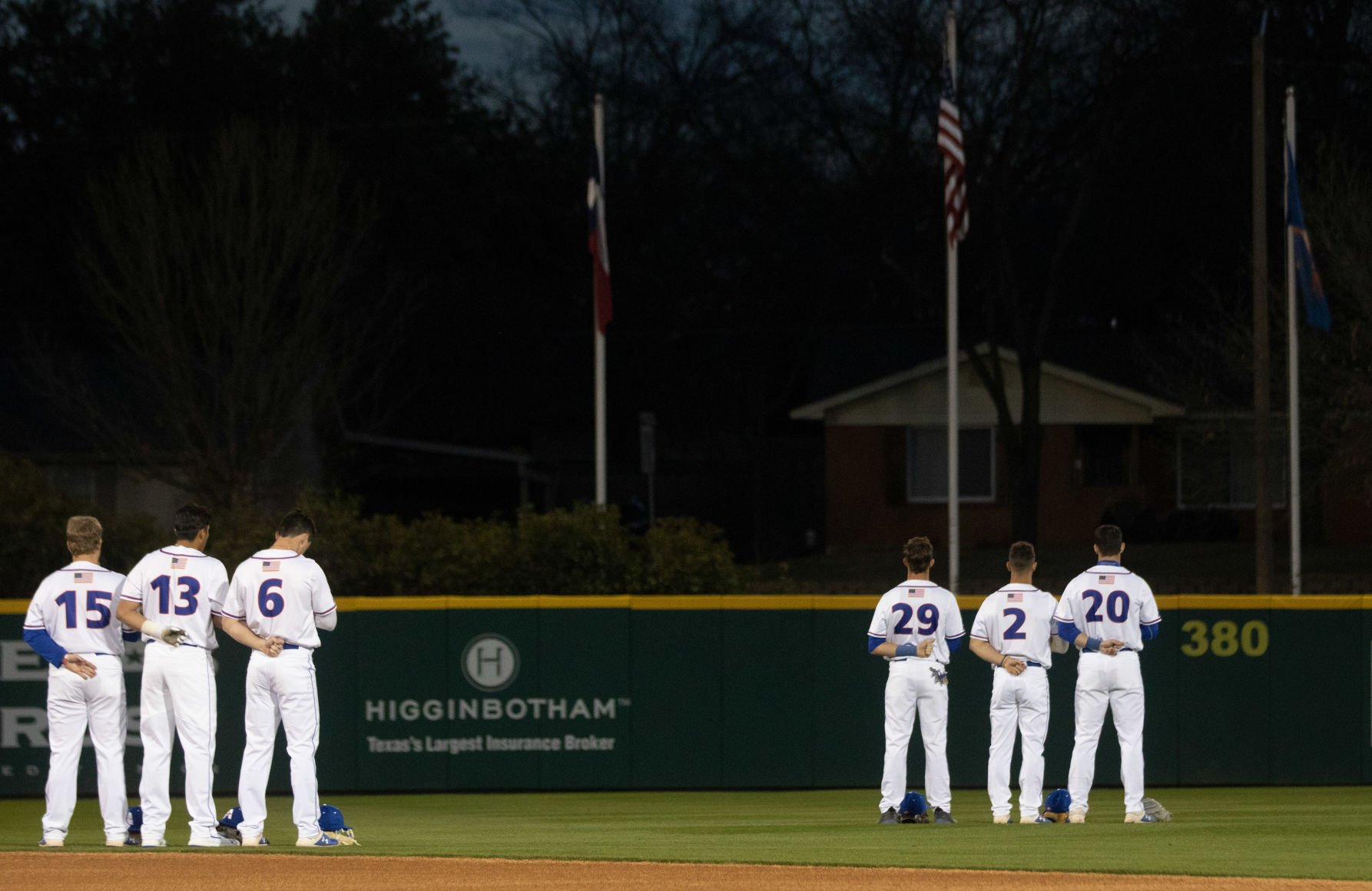 Photos: UTA baseball tames Golden Lions