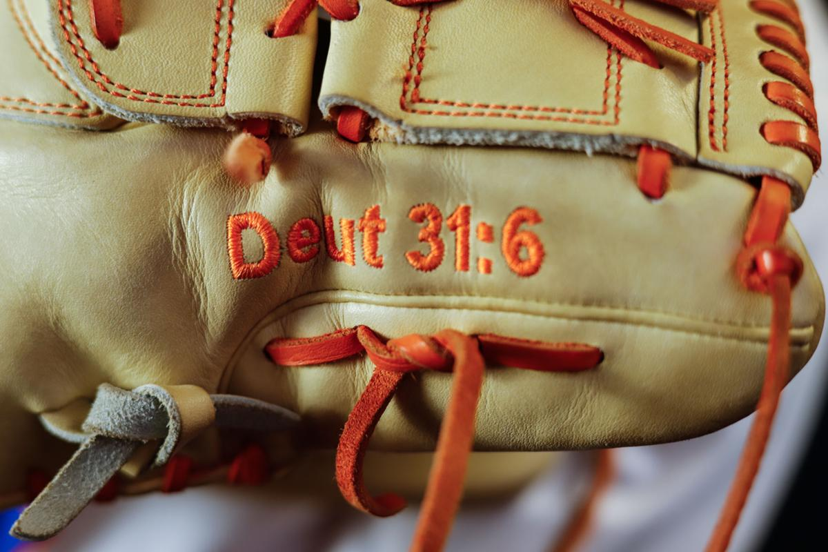 UTA baseball's youngest player holds his own