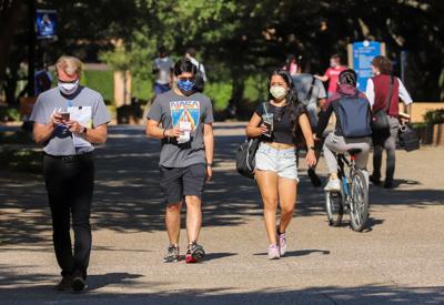 UTA to lift mask mandate starting Friday following Gov. Greg Abbott's executive order