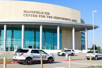 Four injured in shooting at Timberview High School in Arlington