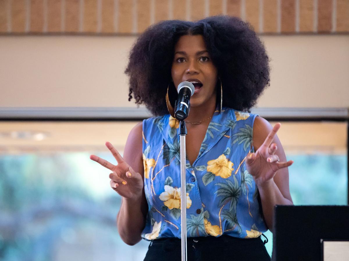 Multicultural Affairs brings Afro-Latina poet to host spoken word open mic, poetry workshop