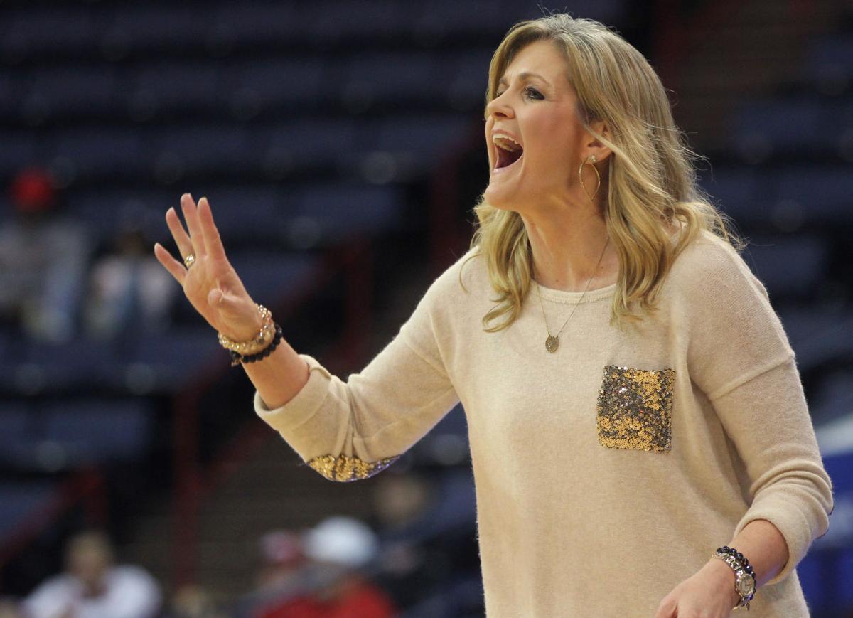 Krista Gerlich, Cierra Johnson claim top Sun Belt honors