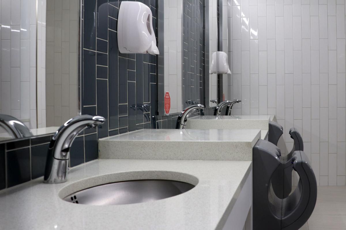 The best campus restrooms for stomach-rumbling, stressful situations