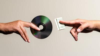 For local musicians, CDs stand the test of time