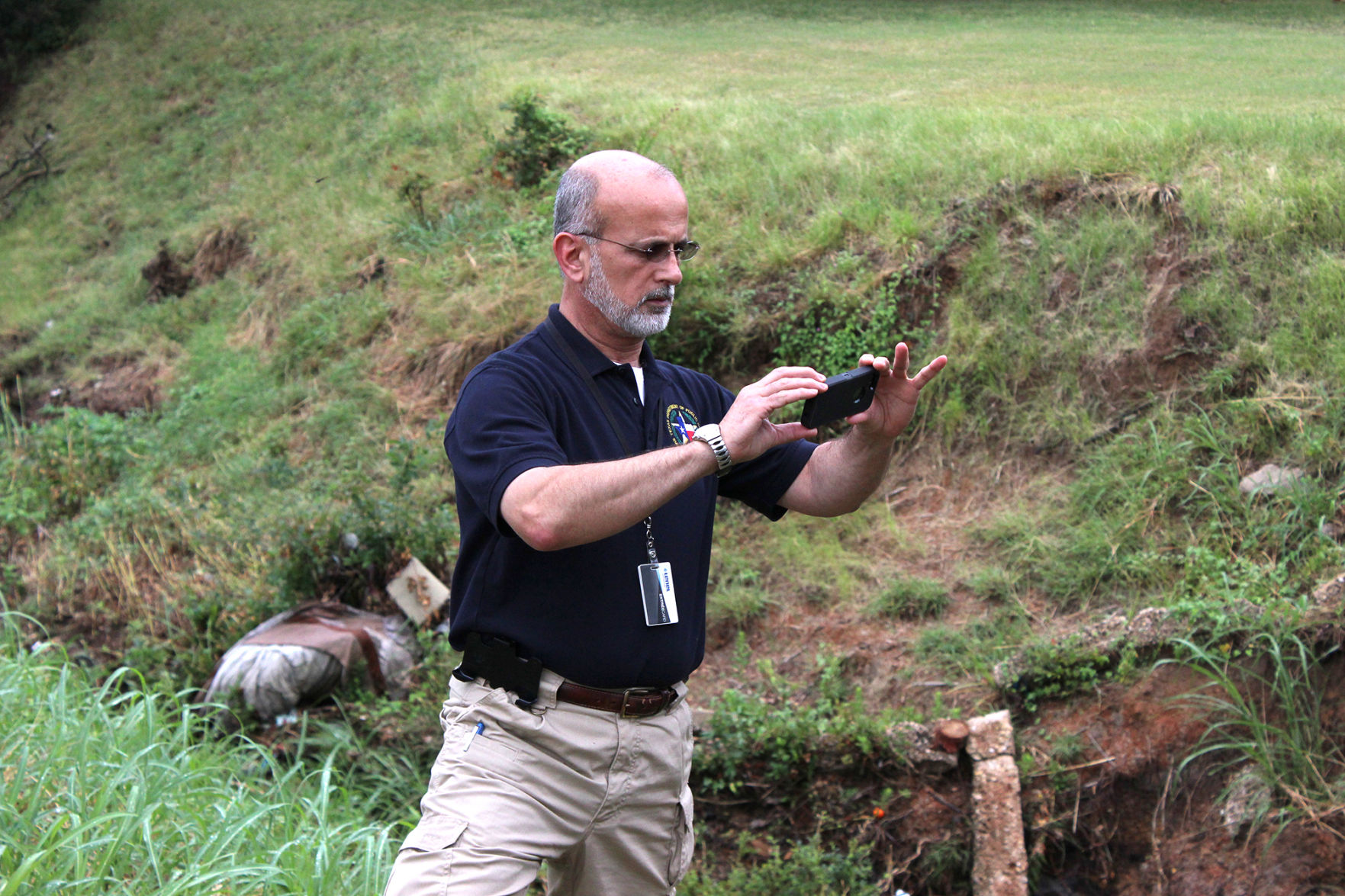 Arlington evaluates flood damage