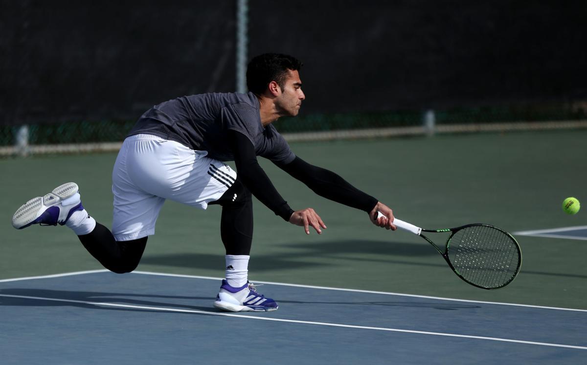 UTA Tennis teams defend home court