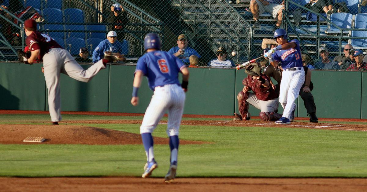 UTA Baseball wins against University of Louisiana at Monroe