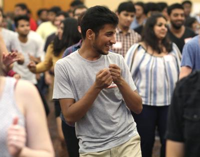 Big Howdy Party presents opportunity for international students to meet new friends