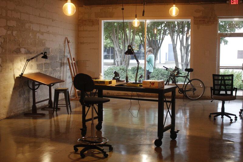 Create Arlington opens new community workspace, offers discounted UTA student memberships
