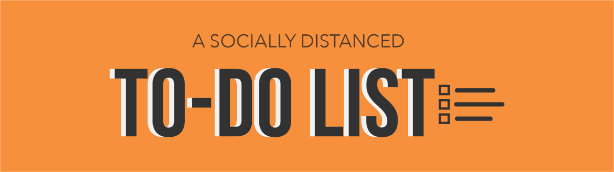 Art tours, sunset yoga and Easter cookie decorating in this week's socially distanced To-Do list