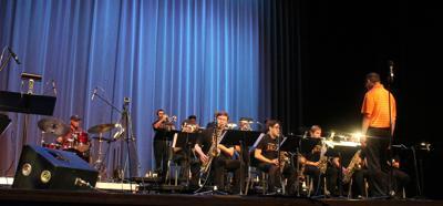 UTA Jazz Festival represents musical melting pot