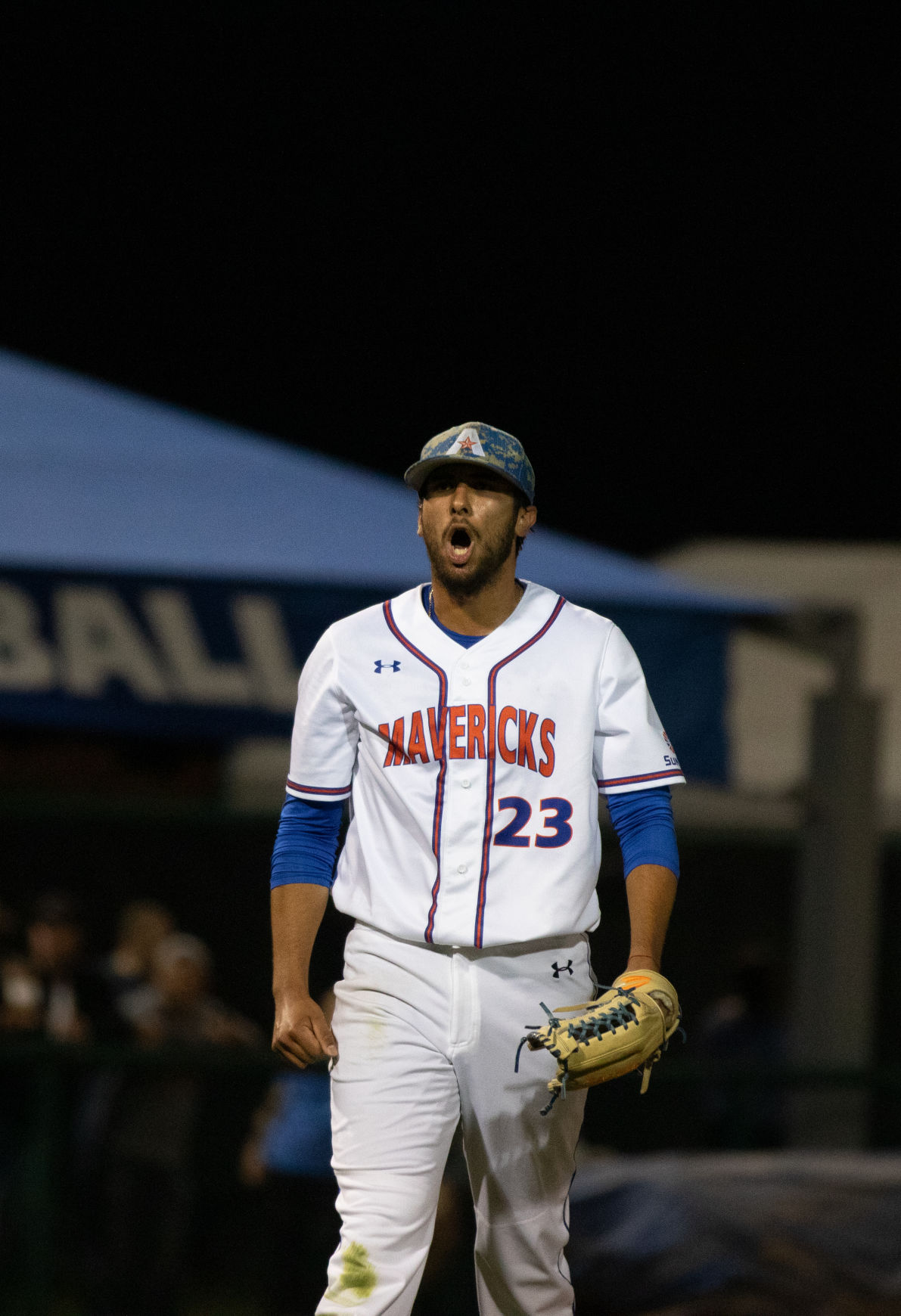 UTA baseball wins series opener against University of South Alabama