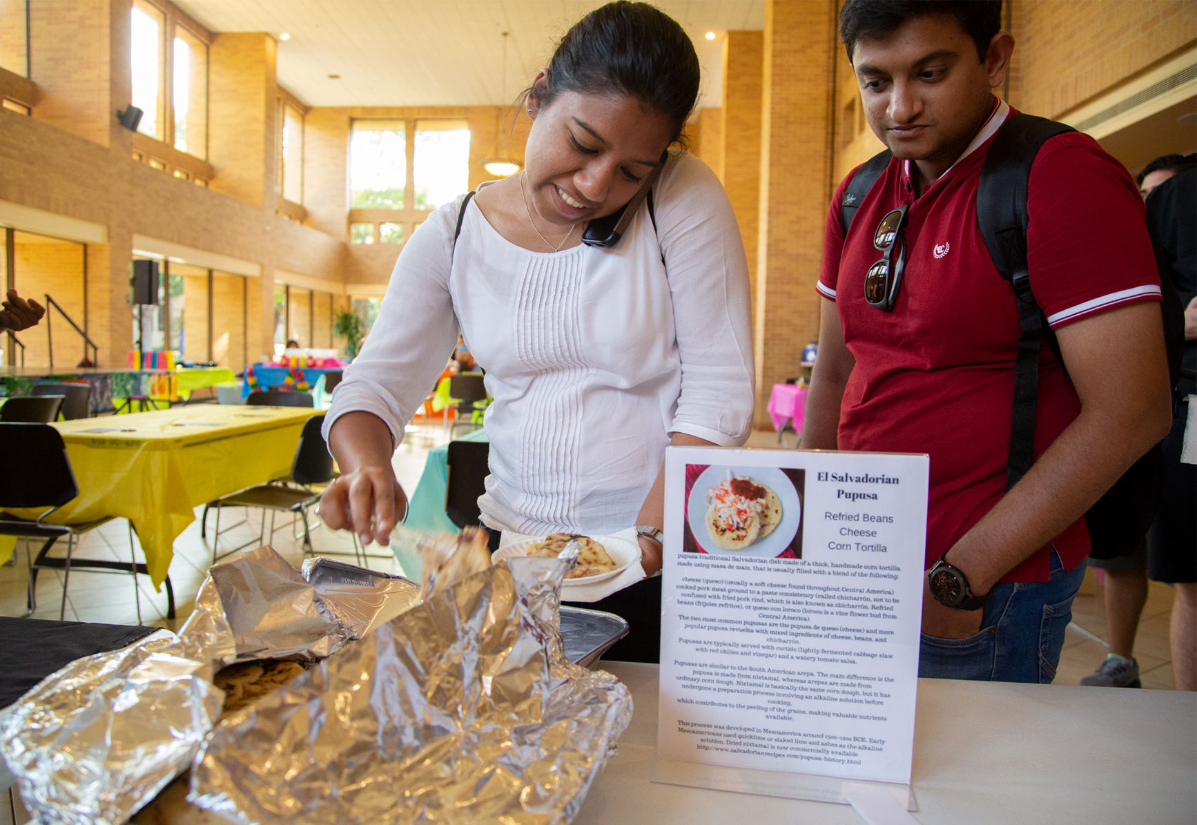 Latinx celebration brings traditional food, games to UC ahead of heritage month
