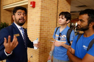 UTA Student Government discusses its roles, responsibilities during virtual Greet Your Government event
