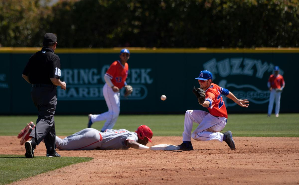 UTA baseball claims ninth straight victory with win over University of Louisiana at Lafayette