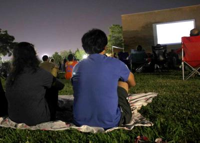 Summer Movie Series presented by EXCEL Campus Activities begins
